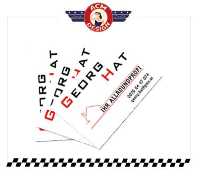 Visitenkarten & Briefpapier